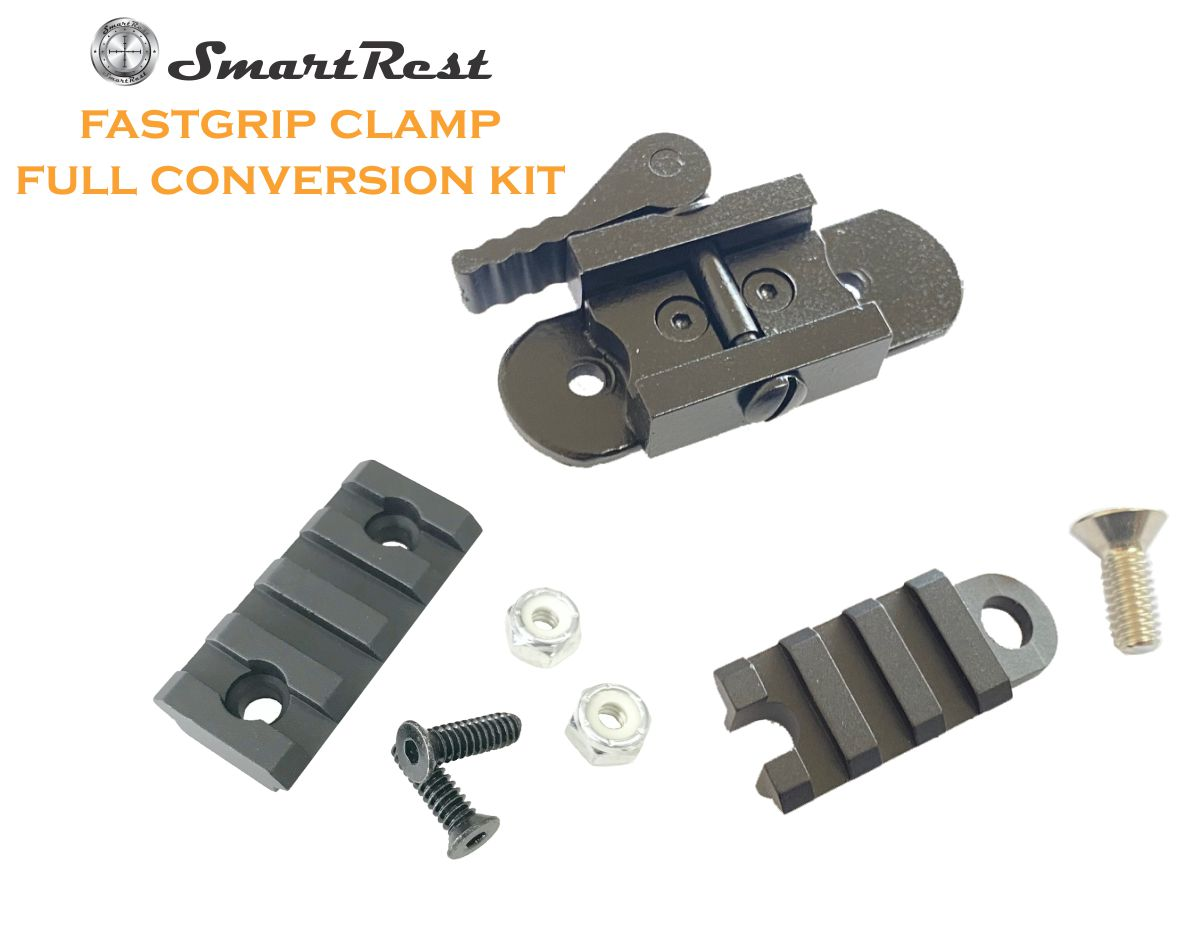 SmartRest Fastgrip Clamp Kit